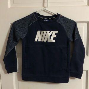 Nike Sweatshirt Navy Boys 7